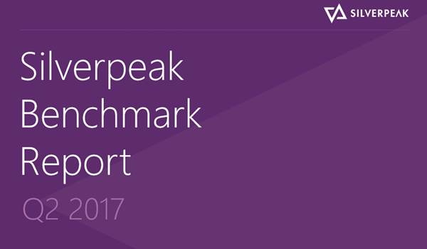 Silverpeak Benchmark Report Q2 2017