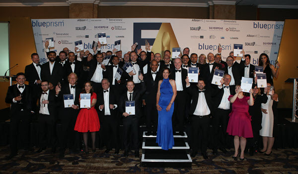 Winners announced at Silverpeak sponsored Enterprise Awards