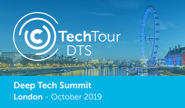 Deep Tech Summit – October 2019
